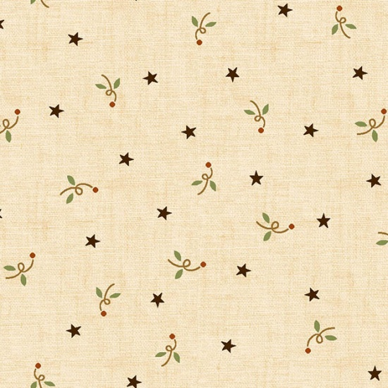 Butter Churn Basics - Star<br>6286-44 - Cream