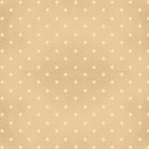 Quilt Back Basics Tan Dots