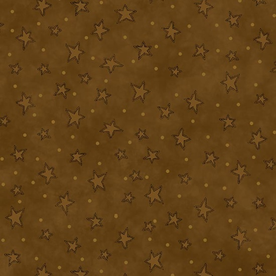 Starry Basics Brown