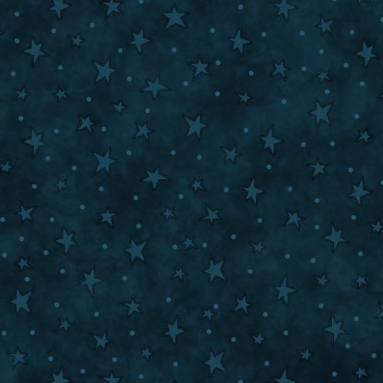 Starry Basics Deep Blue