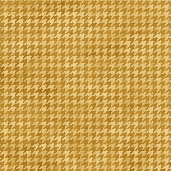 Houndstooth Basics Gold 8624-33