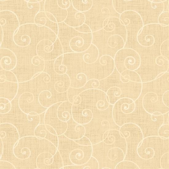 Whimsey Basic - Cream Swirl