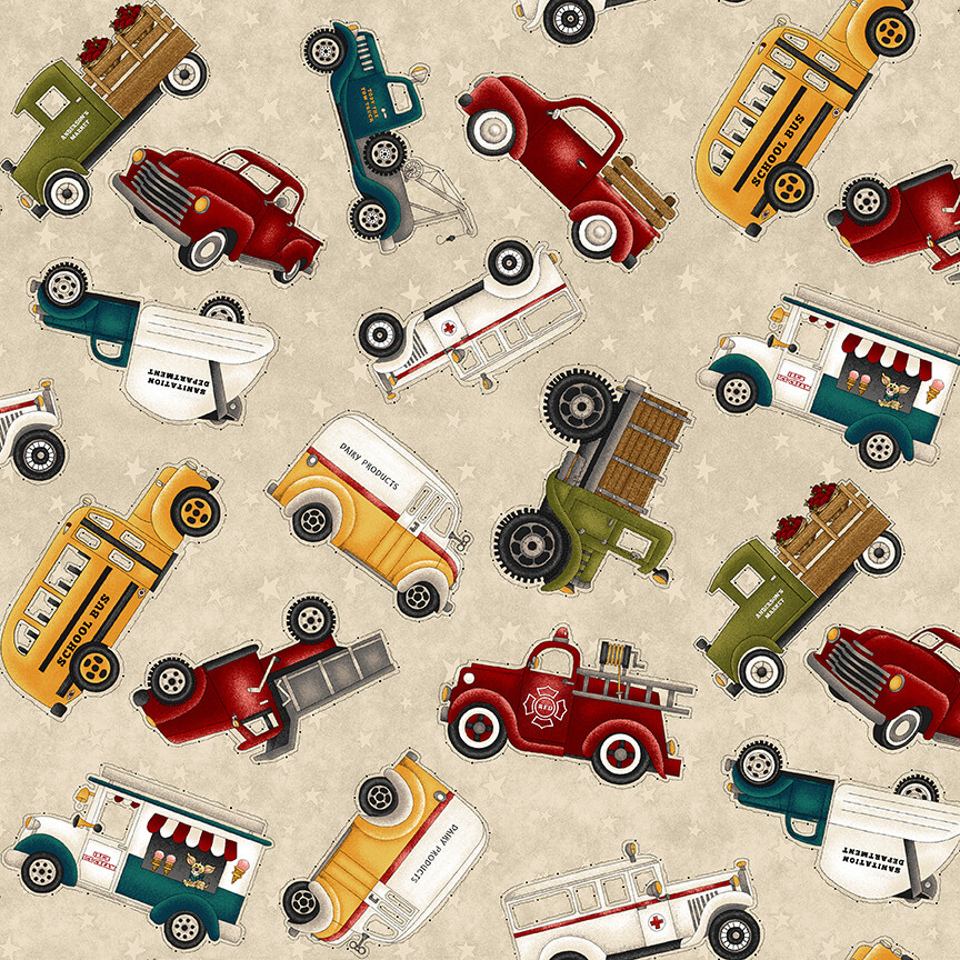 Papa's Old Truck 9157 41 by The Whole Country Caboodle