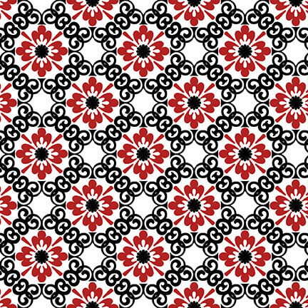 Moroccan Red 9283-89