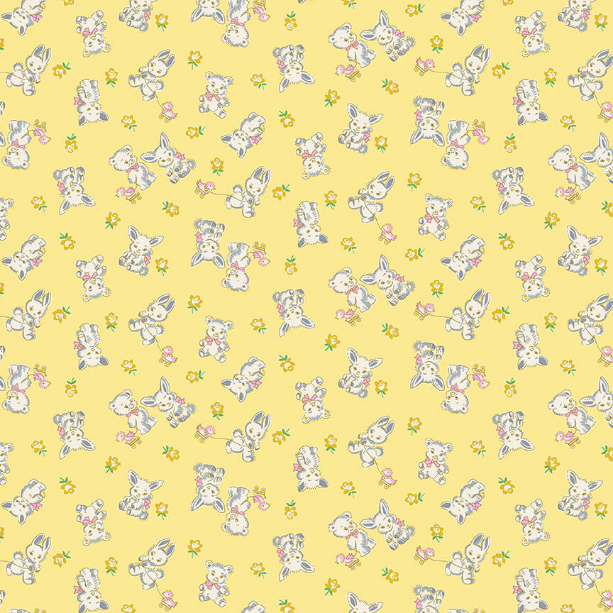 Nana Mae IV 9292-44 Yellow