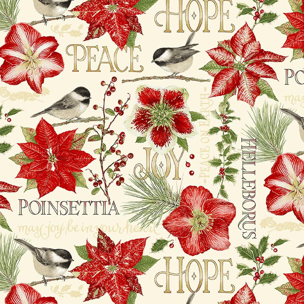 Holiday Botanical 9549-48