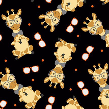 9564-93 Black Giraffe