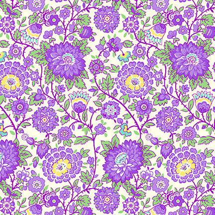 Nana Mae V 9686-5 Lavender