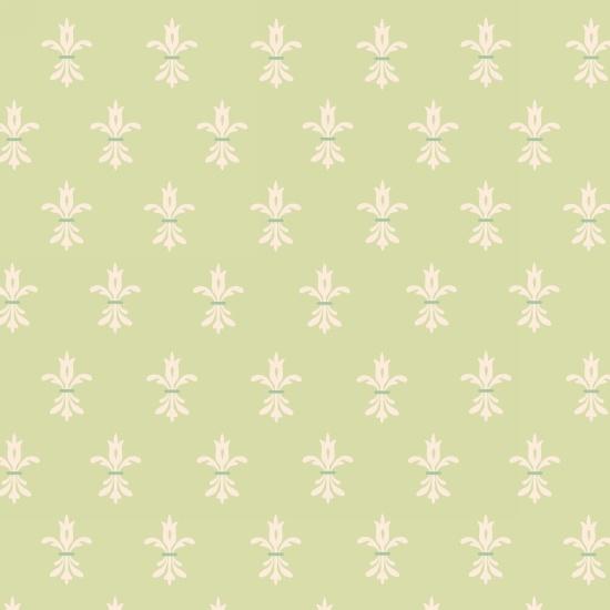 Bumble Garden 2-Ply Flannel Green Bundles