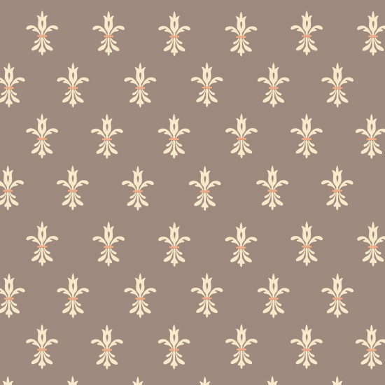 Bumble Garden 2-Ply Flannel Brown Bundles