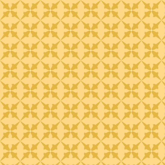 Bumble Garden 2-Ply Flannel Yellow Blocks