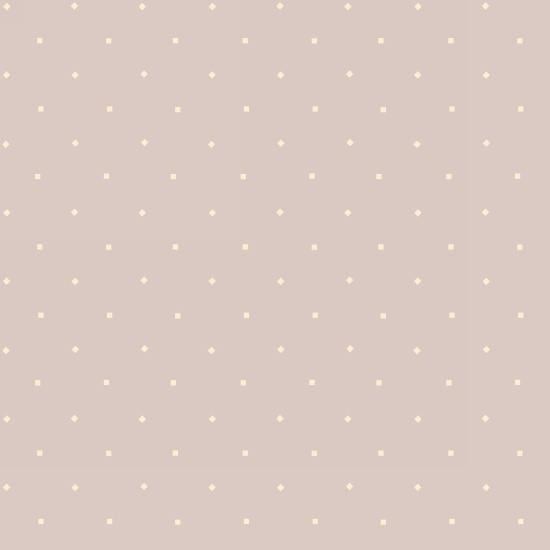 Bumble Garden 2-Ply Flannel Brown Dot