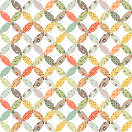 Bumble Garden 2-Ply Flannel F1408-136