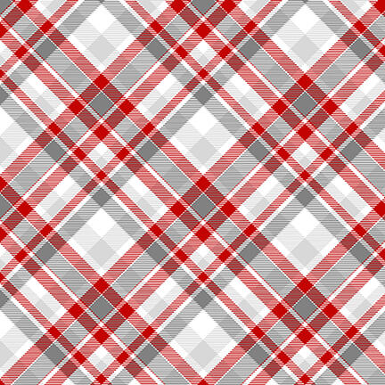Winter Whimsy Plaid