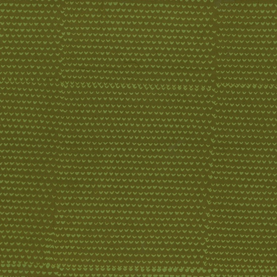 Batiks ME+YOU Raindrops Olive 101-96