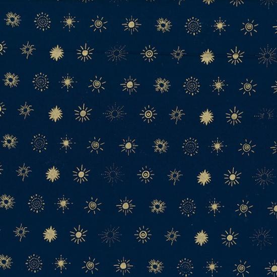 Batik 171-128G- Suns Midnight-Gold