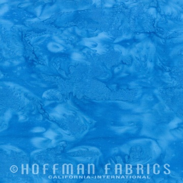 HOFFMAN BALI WATERCOLORS - BLUEJAY