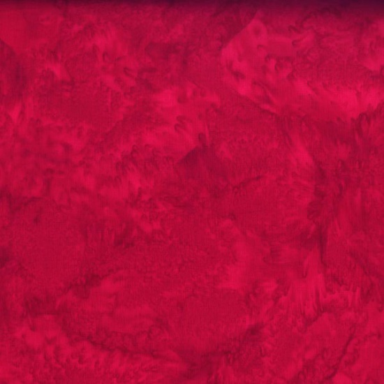 1895-292 Hoffman Bali Batik Cardinal