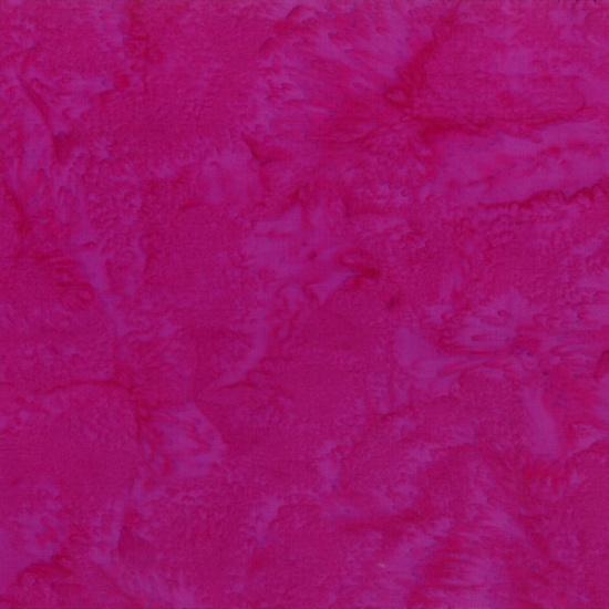 Bali Watercolor Batik -Winter-Cherry