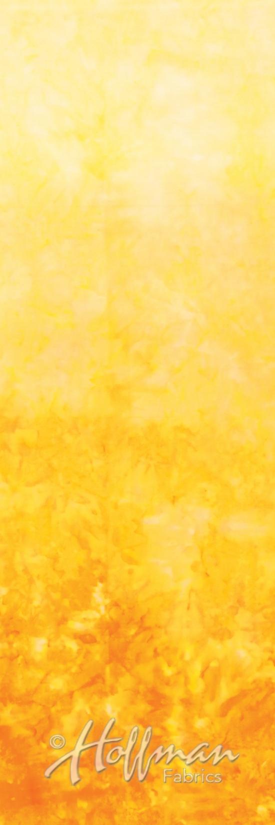 Cheddar Ombre Batik 851-177
