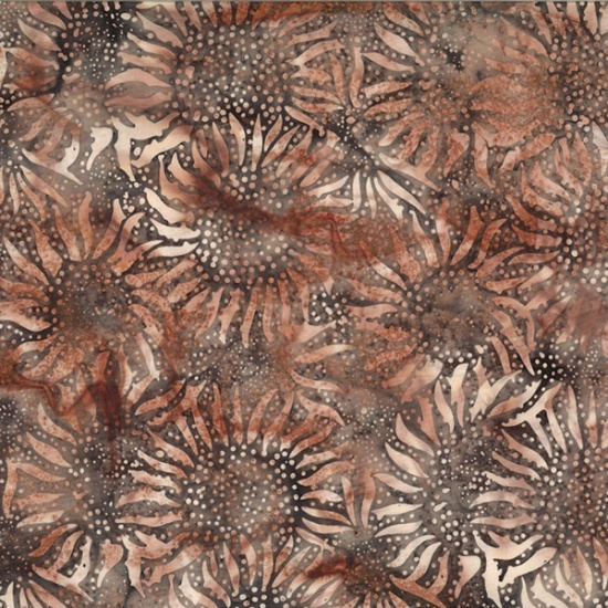 Bali Batik - Bare Essentials - Walnut - 2884-180