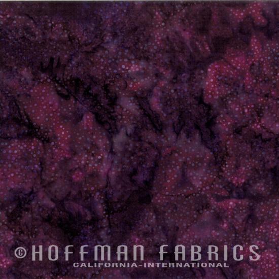 Hoffman Fabrics 885-405-Wild-Berry