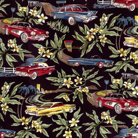 Mel's Drive-in Cars