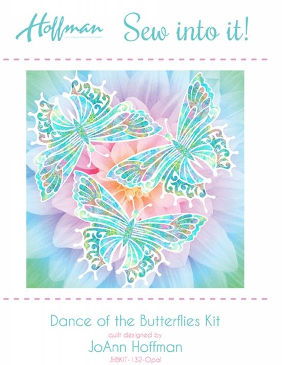 Dance of the Butterflies Kit - Opal