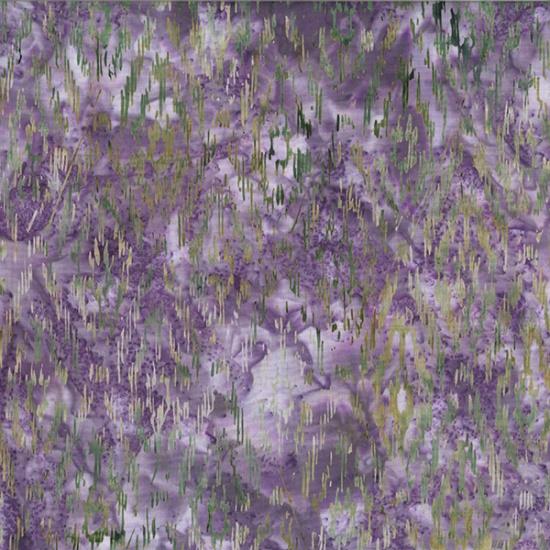 Hoffman Bali Batik MR15-649-Thistle IKAT McKenna Ryan