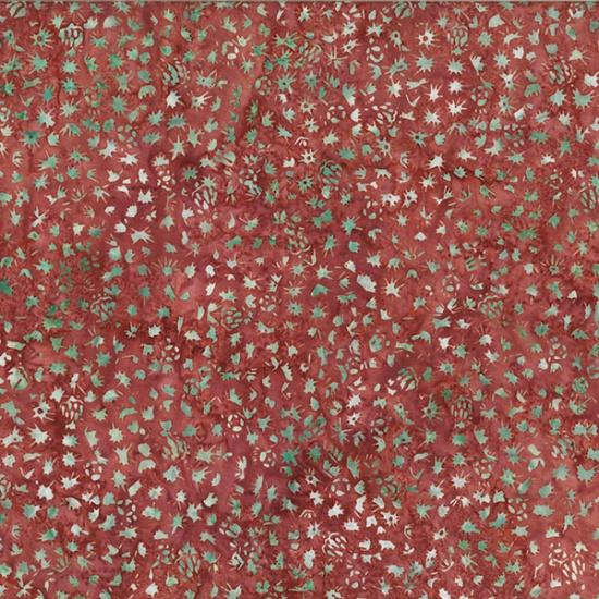 Hoffman Bali Batik MR17-100-Adobe Cactus Texture McKenna Ryan