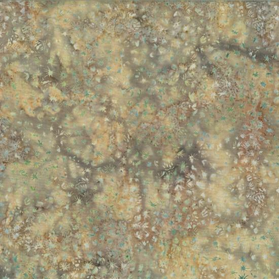 Hoffman Bali Batik MR17-193-Desert Cactus Texture McKenna Ryan