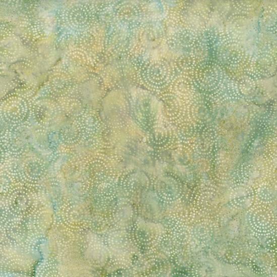 Dotty Swirls Celery Seed to Blossom by McKenna Ryan MR7