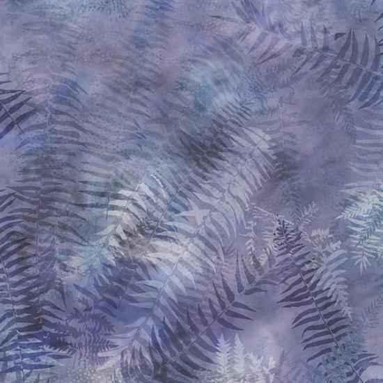 Painted Forest - Ferns<br>Amethyst - MRD3-91