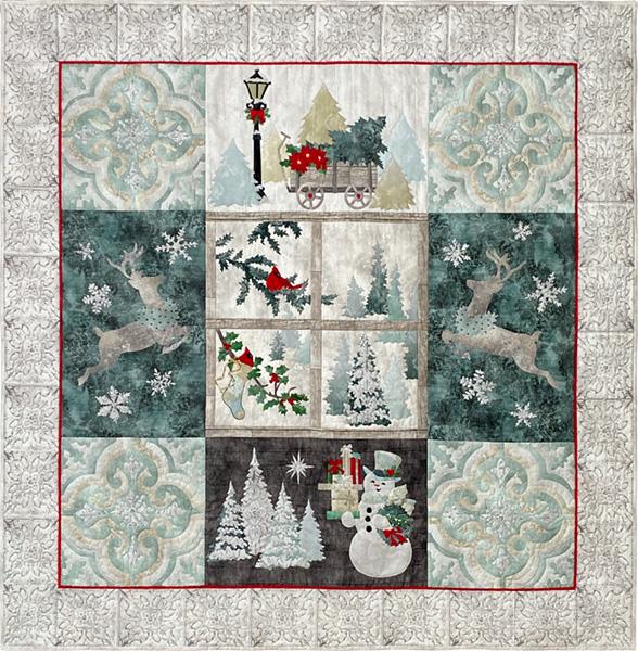 Hoffman Joyeux Noel Christmas Kit by McKenna Ryan MRJN - 161 *