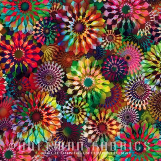N4242-181-Rainbow Crystalia