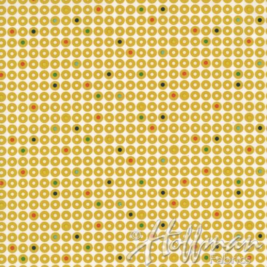 Grafic - Mustard