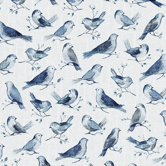 All A Twitter by Kari Carr Delft