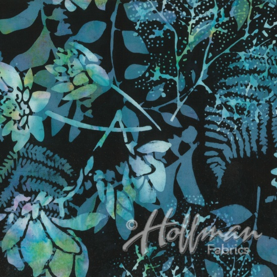 Hoffman Fabrics Q2140-512-Paradise
