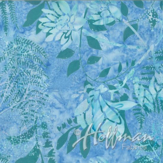 *Peace Floral Mix Batik - Q2140-541