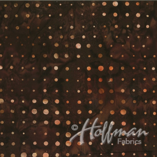 Hoffman Bali Batik Q2144-253-Havana