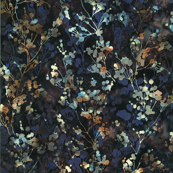 HOFFMAN Q2188-305-Gravel Hoffman Bali Batiks