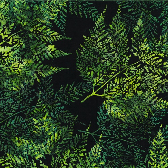 Q2197-216-Black-Jade Hoffman Bali Batiks