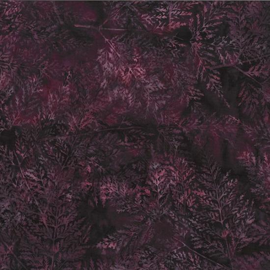 Fern Sonoma Bali Batiks - Purple
