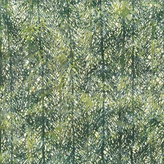 Q2200-377-Spinach Hoffman Bali Batiks