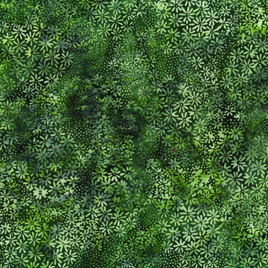 Q2201 365 Ditsy Flowers Tavarua Bali BATIK Hoffman Fabrics