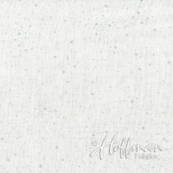 :Hoffman Sparkle and Fade White & Silver Q4413 - 3S