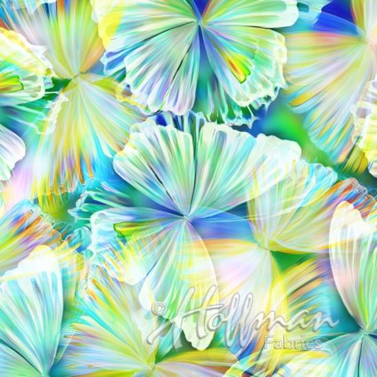 Mariposa Fluttering By