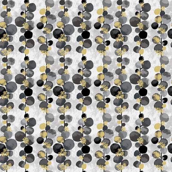:Hoffman Warm-Gray-Gold Mixed Metals Q4516 - 619G