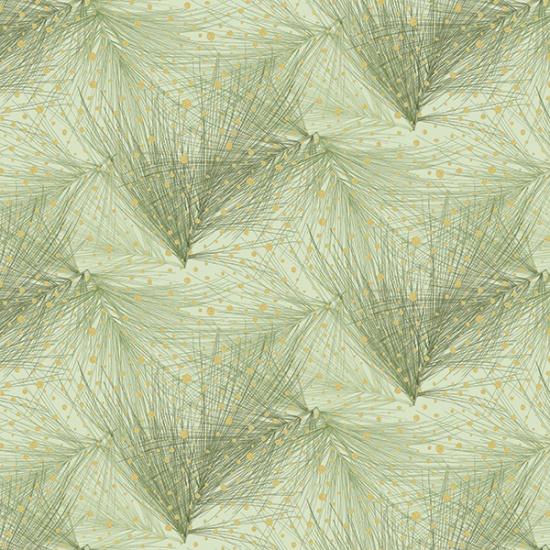 Mixed Metals Leaf/Gold