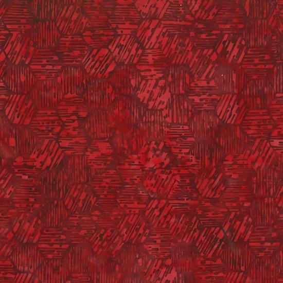 Hoffman Bali Batiks - R2215-568 Cinnibar - by Hoffman Fabrics